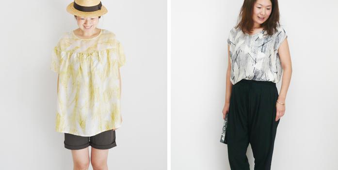 着るたびに愛おしくなる服がある ― 手織りシルク・ツリーブランチ・シリーズ