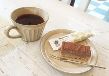 焼かずにできる! フェトレード・チョコのレシピ<br> 「簡単☆レモンミルクチーズケーキ」