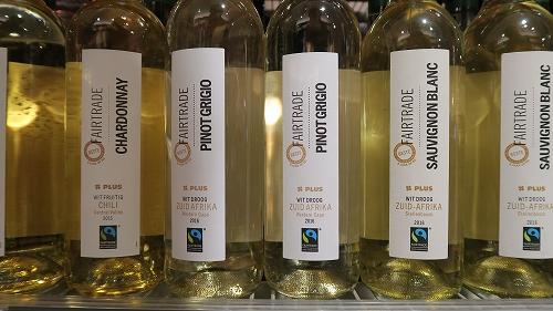 フェアトレードワイン