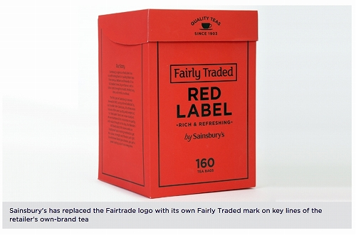 Fairly Traded Tea