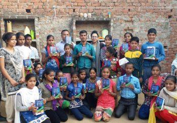 インドの子どもたちに教育の機会を! <br>~プロジェクトに23万円を送りました~