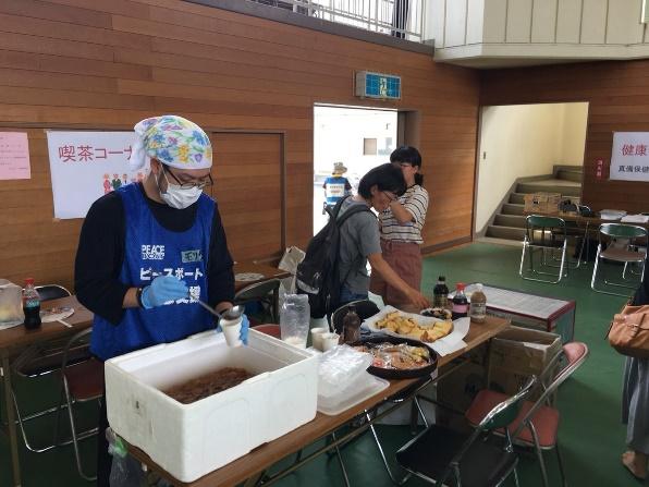 豪雨被災地支援の募金第二弾の送金と<br>北海道胆振東部地震の被災地支援開始