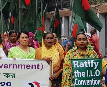 縫製工場で働くバングラデシュの女性たちにも笑顔を!<br>オンライン寄付サイトGive One でキャンペーン実施中