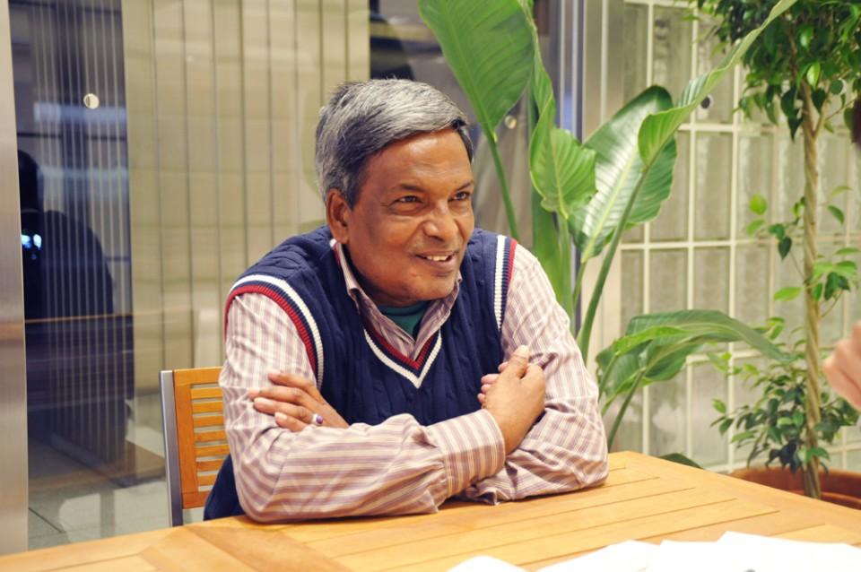 """""""クリーンな服""""を選んで買ってほしい <br>~バングラデシュ衣料産業労働者連盟(NGWF)アミンさんのメッセージ~"""
